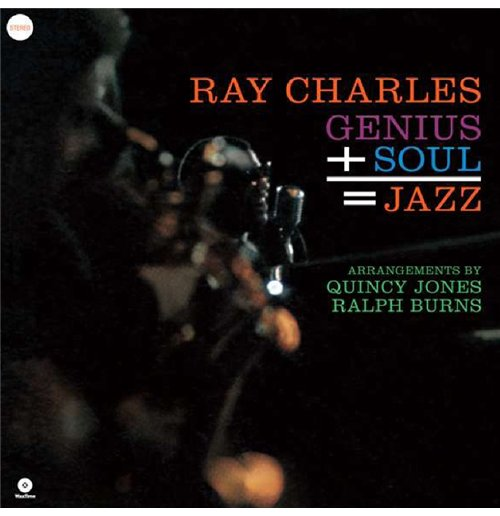 Compra Vinilo Ray Charles - Genius / Soul=Jazz Original
