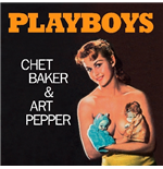 Vinilo Chet Baker / Art Pepper - Playboys