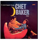 Vinilo Chet Baker - It Could Happen To You