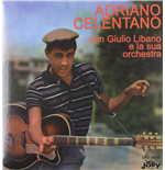 Vinilo Adriano Celentano - With Giulio Libano And His Orchestra
