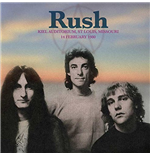 Vinilo Rush - Kiel Auditorium, St Louis 14 February 1980 (2 Lp)