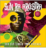 Vinilo Sun Ra Arkestra - 3rd September 1988 Chicago (2 Lp)