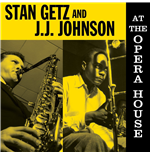 Vinilo Stan Getz/Jj Johnson - At The Opera House