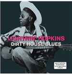 Vinilo Lightnin' Hopkins - Dirty House Blues (2 Lp)
