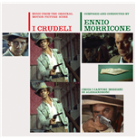 Vinilo Ennio Morricone - I Crudeli (the Cruel Ones)