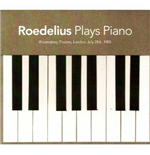 Vinilo Roedelius - Plays Piano