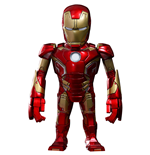 Vengadores La Era de Ultrón Cabezón Artist Mix Iron Man Mark XLIII 14 cm