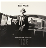 Vinilo Tom Waits - Virginia Avenue: Live At The Ivanhoe Theatre, Chicago, Il - November 21, 1976