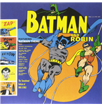 Vinilo Sun Ra & The Blues Project - Batman & Robin