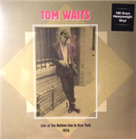 Vinilo Tom Waits - Live At The Bottom Line  Nyc (2 Lp)