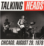 Vinilo Talking Heads - Chicago August 28, 1978