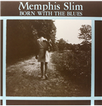 Vinilo Memphis Slim - Born With The Blues