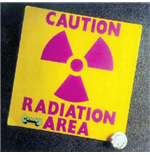 Vinilo Area - Caution Radiation Area (2 Lp)