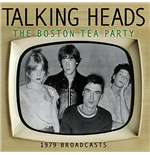 Vinilo Talking Heads - The Boston Tea Party (2 Lp)
