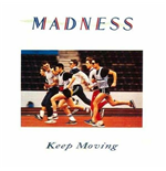 Vinilo Madness - Keep Moving