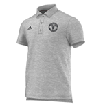 Polo Manchester United FC 2015-2016 (Gris)