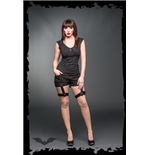 Vestido Queen of Darkness 169046