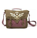 Bolso Messenger The Legend of Zelda Skyward Sword Golden Royal Crest