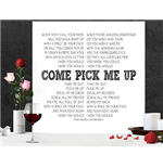 "Vinilo Ryan Adams - Come Pick Me Up Rsd (7"")"