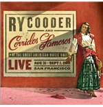 Vinilo Ry Cooder & Corridos Famosos - Live In San Francisco (2 Lp+Cd)