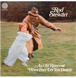 Vinilo Rod Stewart - An Old Raincoat Won't Ever Let You Down