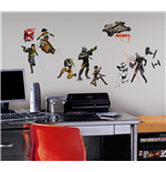 Star Wars Pegatinas de Pared Characters Glow In The Dark