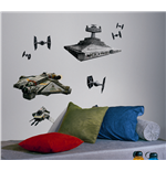 Star Wars Pegatinas de Pared Characters