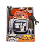 Star Wars Peluche con sonido Chopper 18 cm