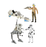 Star Wars Episode VII Vehículos Ultimate con Figuras 2015 Wave 1 Surtido (4)