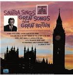 Vinilo Frank Sinatra - Sinatra Sings Great Songs From Great Britain