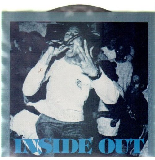 Vinilo Inside Out - No Spiritual Surrender