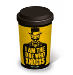 Breaking Bad Taza de Viaje I Am The One Who Knocks