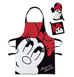 Disney Accesorios de la Cocina Minnie Mouse Black Edition