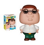 Family Guy Figura POP! Television Vinyl Peter 9 cm