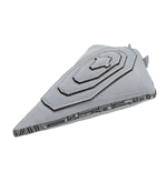 Star Wars Episode VII Vehículo Peluche Star Destroyer Finalizer 20 cm