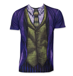 Camiseta Joker Costume