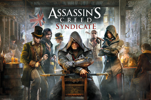 Póster Assassins Creed 175846