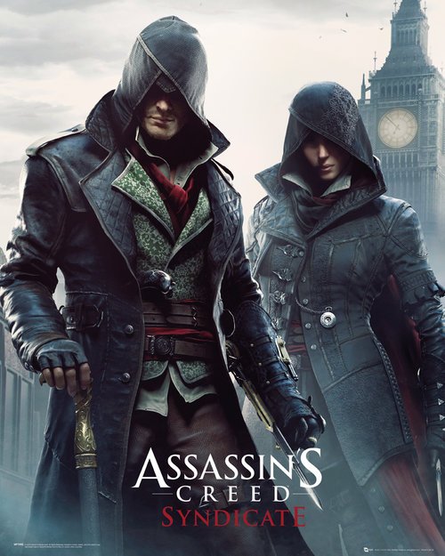 Póster Assassins Creed 175847
