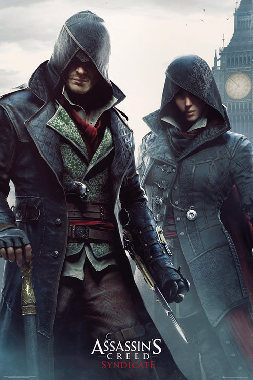 Póster Assassins Creed 175848