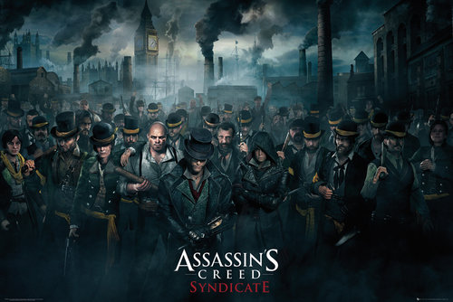 Póster Assassins Creed 175849