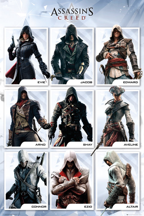 Póster Assassins Creed 175851