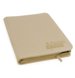 Ultimate Guard 8-Pocket ZipFolio XenoSkin Beige
