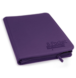 Ultimate Guard 8-Pocket ZipFolio XenoSkin Violeta