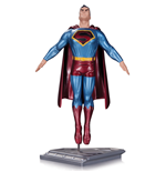 Superman The Man Of Steel Estatua Darwyn Cooke 22 cm