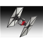 Star Wars Episode VII Maqueta Build & Play con luz y sonido Tie Fighter 13 cm