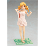 Puella Magi Madoka Magica The Movie Rebellion Estatua PVC 1/8 Mami Tomoe Bath Towel Ver. 19 cm