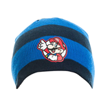 Nintendo Gorro Beanie Super Mario Striped