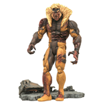 Marvel Select Figura Zombie Sabretooth 20 cm