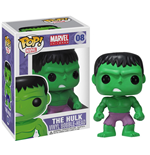 Marvel Comics POP! Vinyl Cabezón Hulk 10 cm