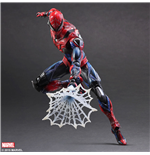 Marvel Comics Variant Play Arts Kai Figura Spider-Man 26 cm